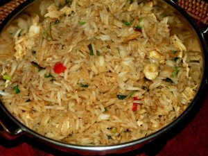 Thai-style fried rice