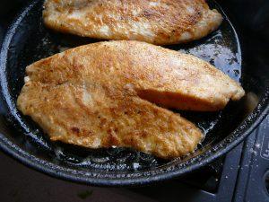 Southern fried tilapia