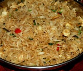 Thai-style fried rice