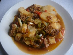 lamb stew Serbian  style